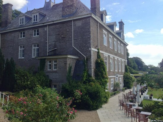Buckland Tout-Saints Hotel: The other side