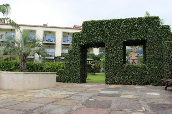 Quinta Jardins do Lago: Fantastic garden & pool area