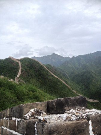 Bike Beijing - Day Tour : Great Wall hike