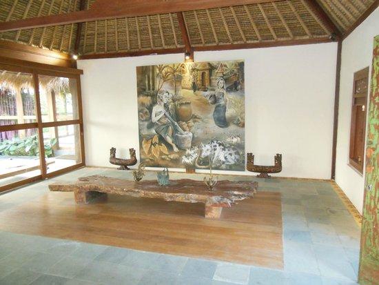 Sapulidi Bali Resort & Spa: pièce a vivre