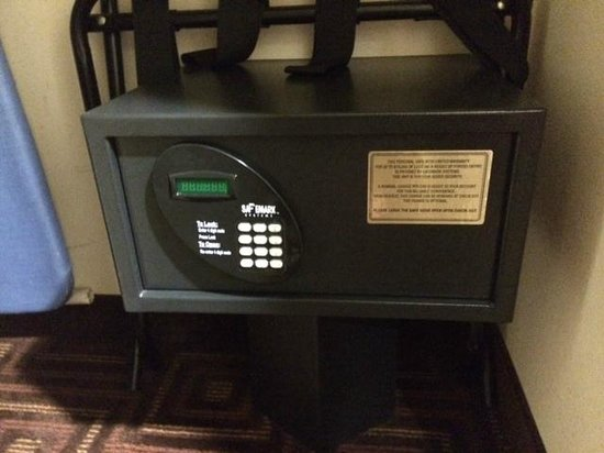 Quality Inn & Suites NJ State Capital Area: safe