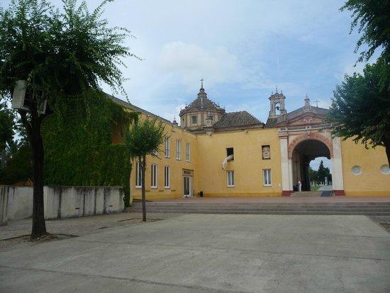 Monasterio de Santa María de las Cuevas (La Cartuja)