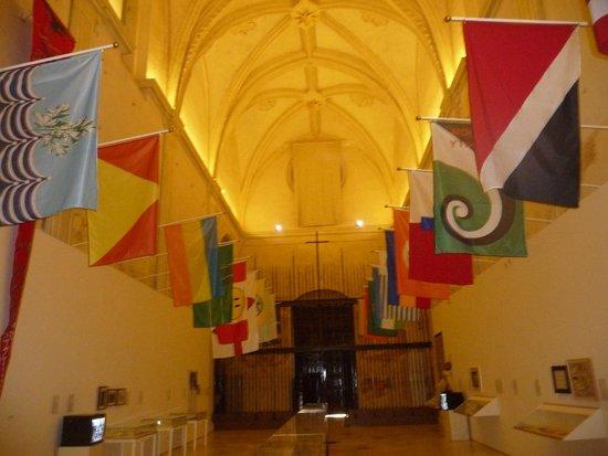Santa María de las Cuevas Monastery (La Cartuja) : Monastère et exposition