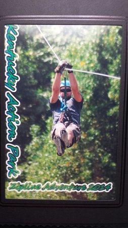 Kentucky Action Park: Longest zip line in Kentucky!