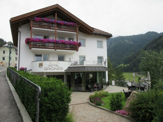 Hotel Grones : Hôtel Grones