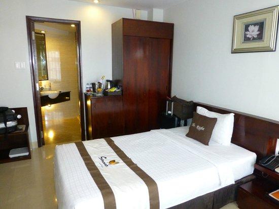 Sanouva Saigon Hotel: Notre chambre