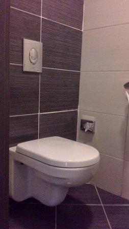 Hotel Regnum Residence: Туалет