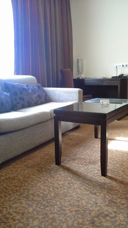 Hotel Regnum Residence: Комната