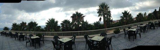 Villaggio Mareneve: Ecco la 'vista mare'.....