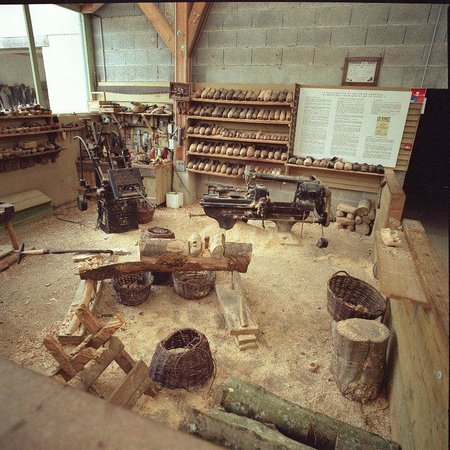 Ecomusée de Plouigneau: Sabotier