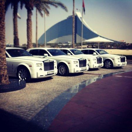 Burj al-Arab : Rollers