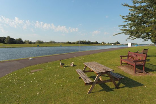 National Water Sports Centre: Country Park
