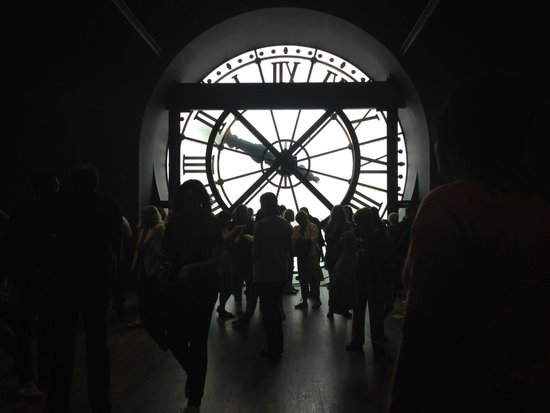 Musée d'Orsay: MUSEO