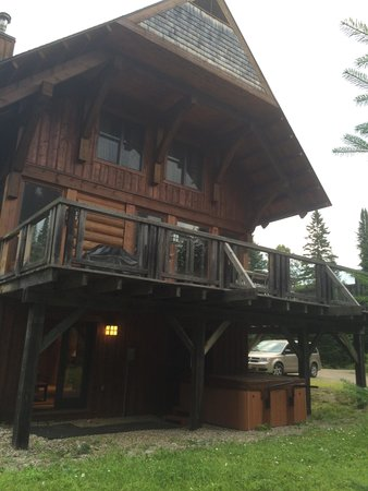 Tremblant Mountain Chalets: Picture of Chalet