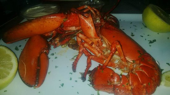Rosso Sul Mare Restaurant & Wine Bar : Lobster a must try