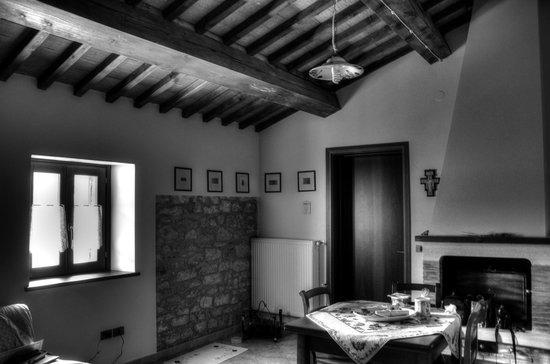 Santa Croce Domus Laetitiae: Uno scatto in HDR in Soggiorno