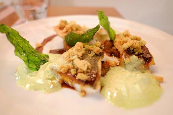 Nathalie's Gourmet Studio : French Seabass