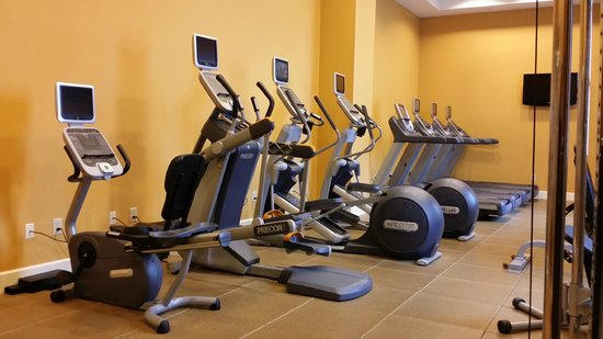 Embassy Suites by Hilton Raleigh - Durham Airport/Brier Creek : Fitness Center
