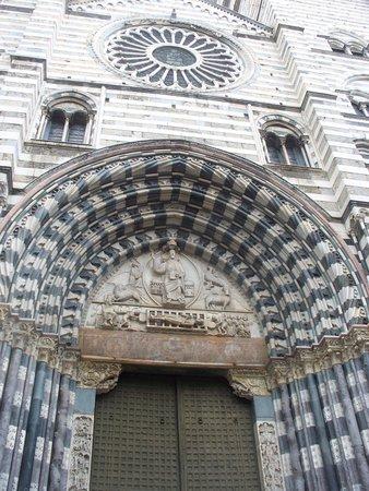 Cattedrale di San Lorenzo - Duomo di Genova : portale principale