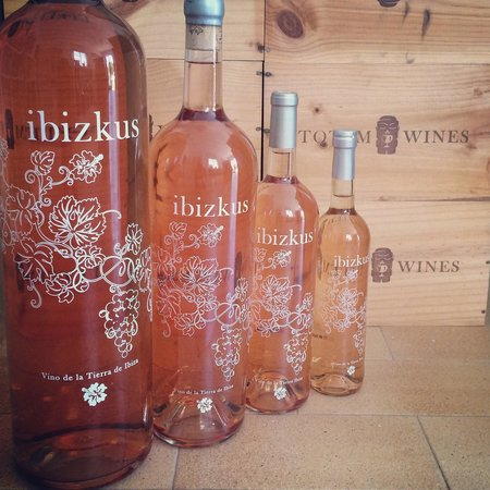 San Rafael, Spanyol: Ibizkus Rose #sizes