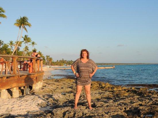 Iberostar Hacienda Dominicus: playa
