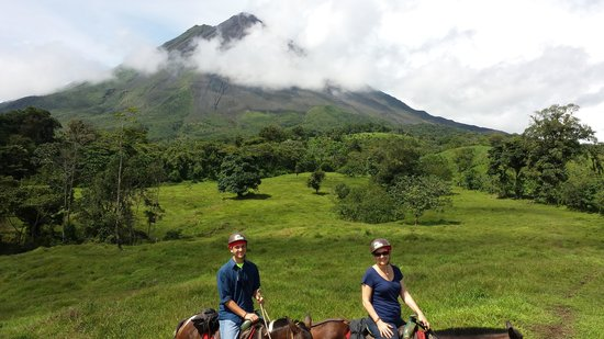 Alberto's Horses: spectacular views