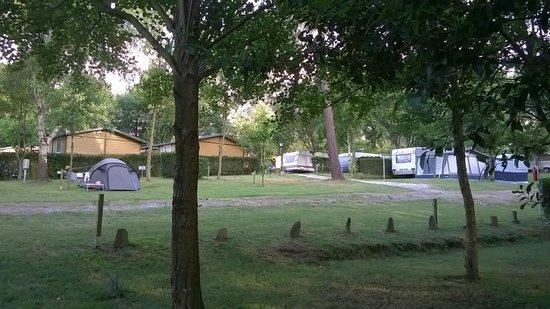 Camping Playa de Otur: Camping
