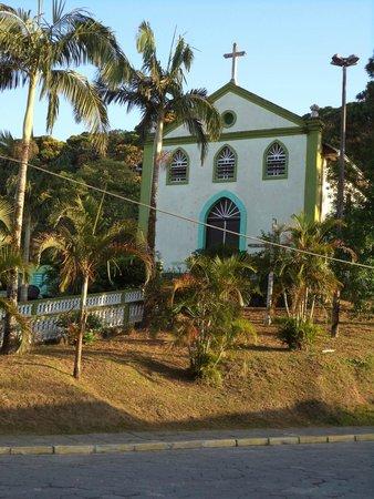 Guaraquecaba Environmental Protection Area: Igreja Bom Jesus dos Perdões, Guaraqueçaba