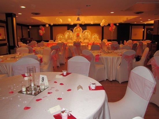 Wedding Reception Room Picture Of Causeway Bay Hotel Summerside