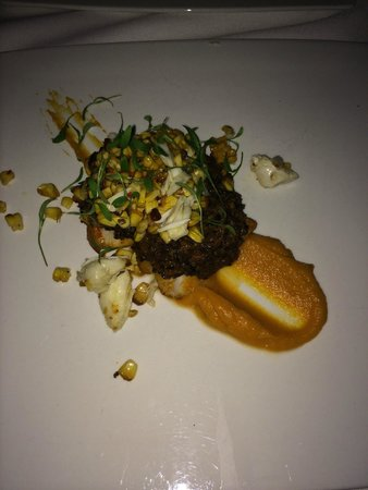 Canyon Southwest Cafe: Pan Rosted Grouper