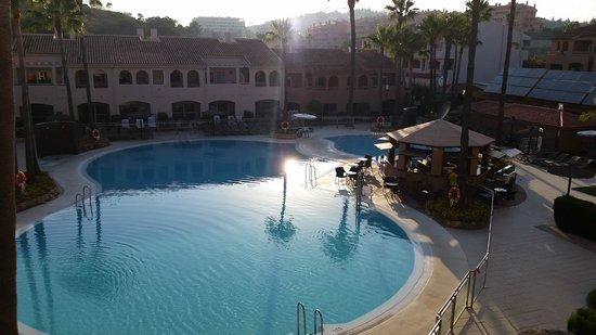Los Amigos Beach Club: The main pool