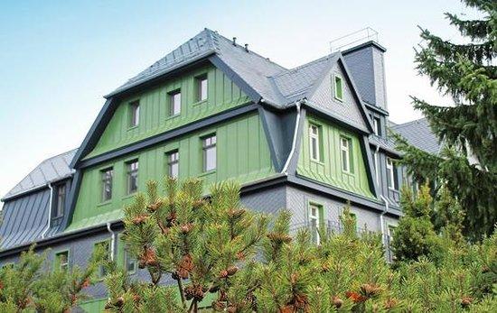 Hotel Gabelbach: Außenansicht - Historischer Hotelteil
