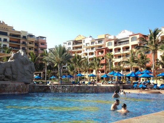 Playa Grande Resort: Middle Pool