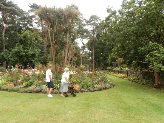 Castell Deudraeth: Gardens