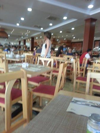 Sol Pelícanos Ocas: Ocas dinning room