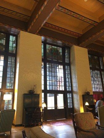The Majestic Yosemite Hotel: Inside the hotel