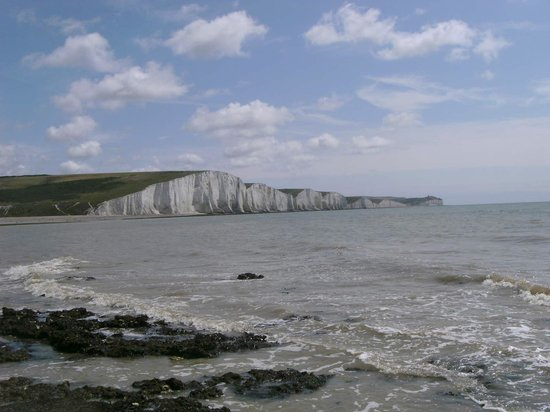 Seven Sisters Country Park : Seven Sisters