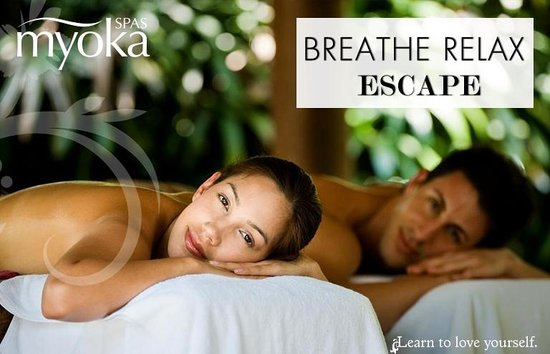 Myoka Dolmen Spa: Breathe Relax Escape
