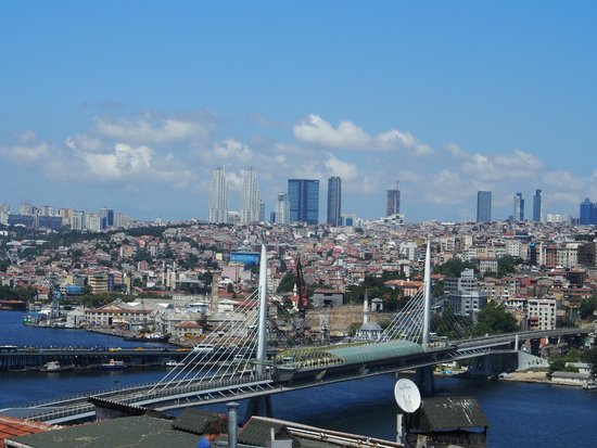 Muyan Suites: Istanbul by day
