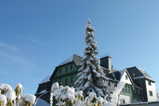 Hotel Gabelbach: Gabelbach im Winter