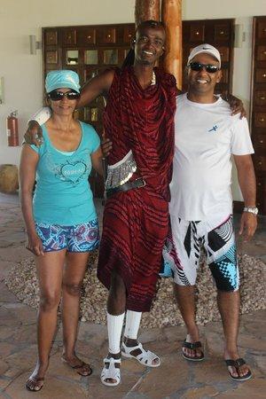 DoubleTree by Hilton Resort Zanzibar - Nungwi : Massai