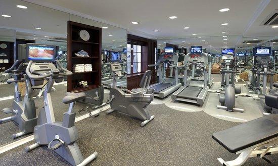 Excelsior Hotel : Fitness Center