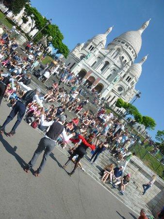 Basilique du Sacré-Cœur de Montmartre : Basilica