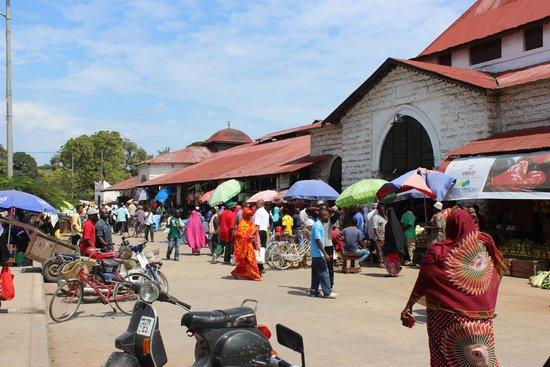 DoubleTree by Hilton Resort Zanzibar - Nungwi : Stone town Market
