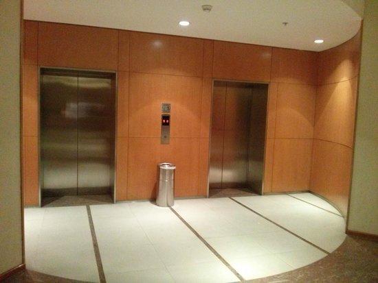 InterContinental Mendoza: ascensores seguros