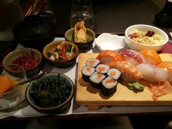 Yokohama Flavour Journey Cuisine: Menù Sushi