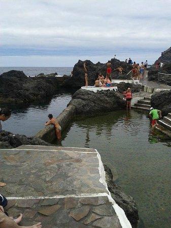 Be Live Experience Playa La Arena: Piscines naturelles de Garachico