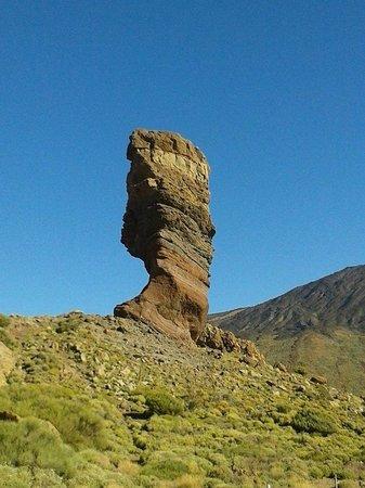 Be Live Experience Playa La Arena: Cheminée du Teide