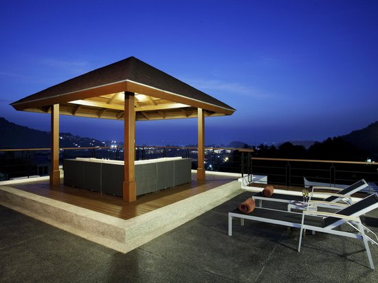 Kata Sea View Villas: 4 Bedroom Modern Sea View Villa