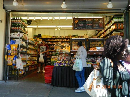 Pike Place Market: An International Shop